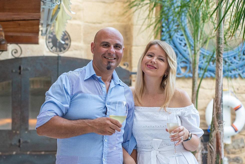 Clive & Liudmila.JPG