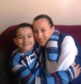 Vera com seu filho.jpg
