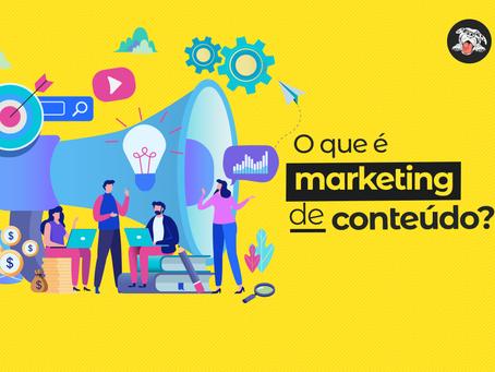 Entenda o que é e porquê trabalhar com Marketing de Conteúdo