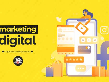 Marketing Digital: O que é e como funciona