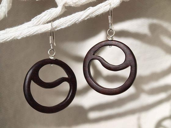 Boucles yin yang