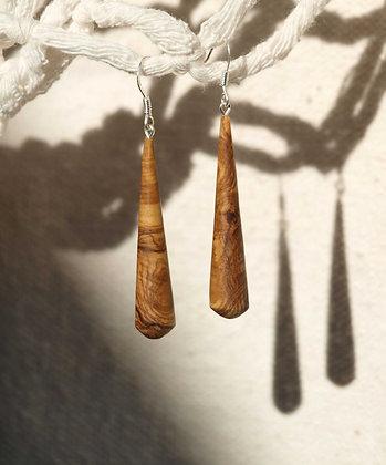 Boucles coniques olivier