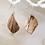 Thumbnail: Boucles d'oreilles feuilles