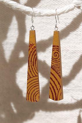 Boucles zen motifs spirale