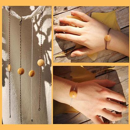Bracelet rond buis