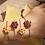Thumbnail: Bracelet fleur buis