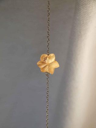 Bracelet fleur buis