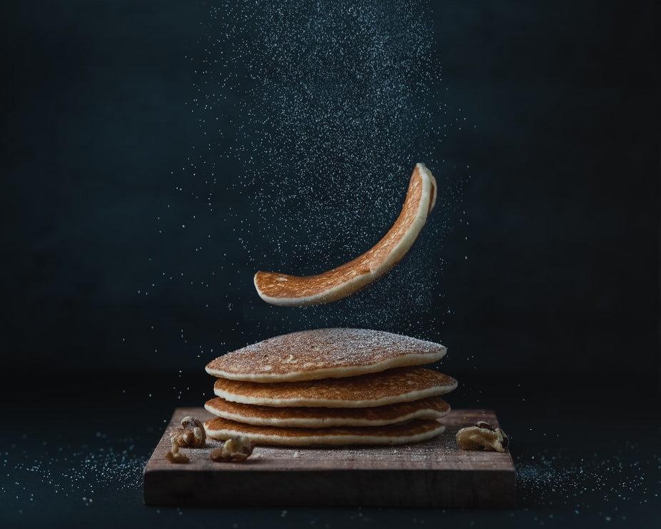 Flipping Amazing Pancakes