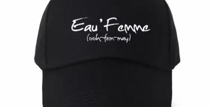 Signature Eau'Femme Snapback