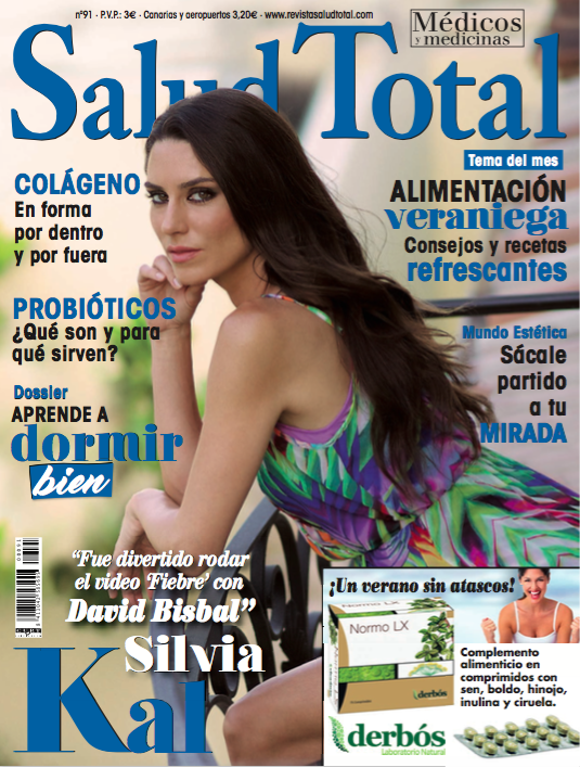 silvia cover salud total