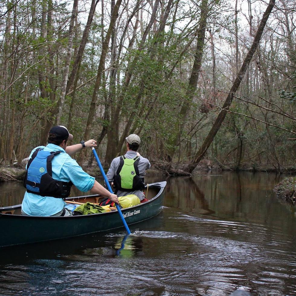 ACA Tandem/Solo L3 Canoe Instructor