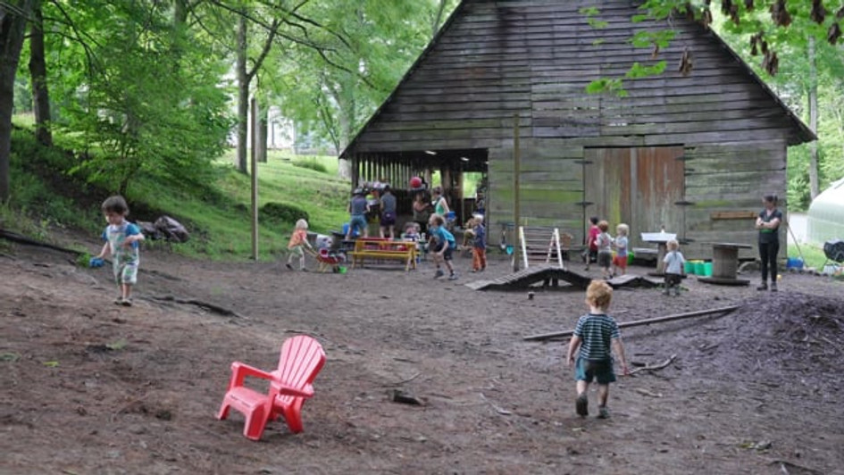 All Year, All Weather: Early Outdoor Education