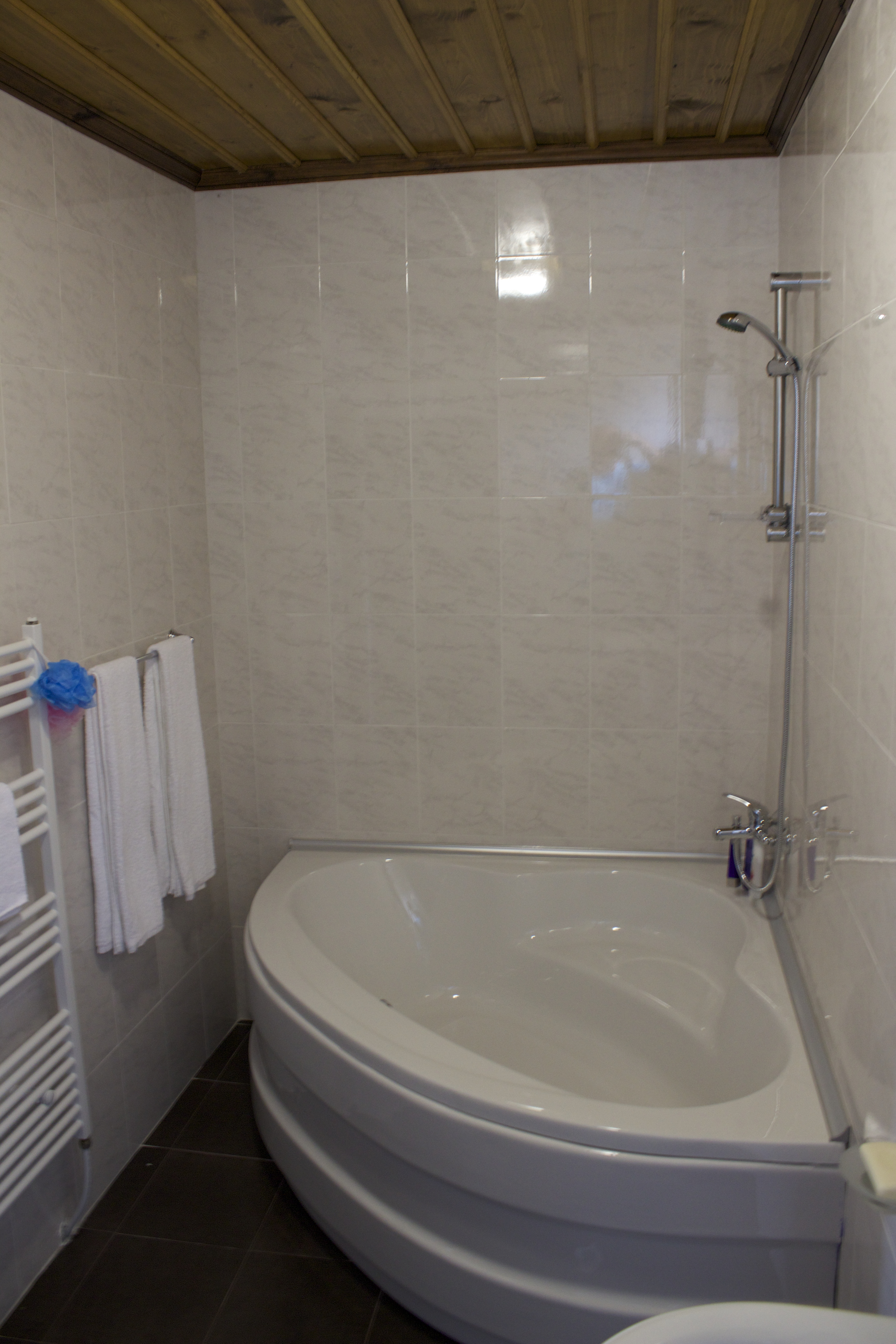 First Floor Tub