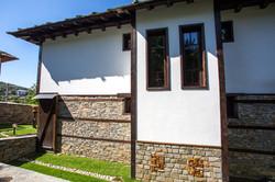 Делчевата къща в Лещен