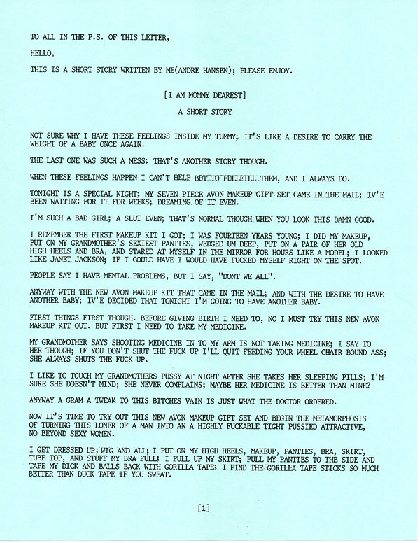 OWOM letter 19, page  1 20191126_1841460