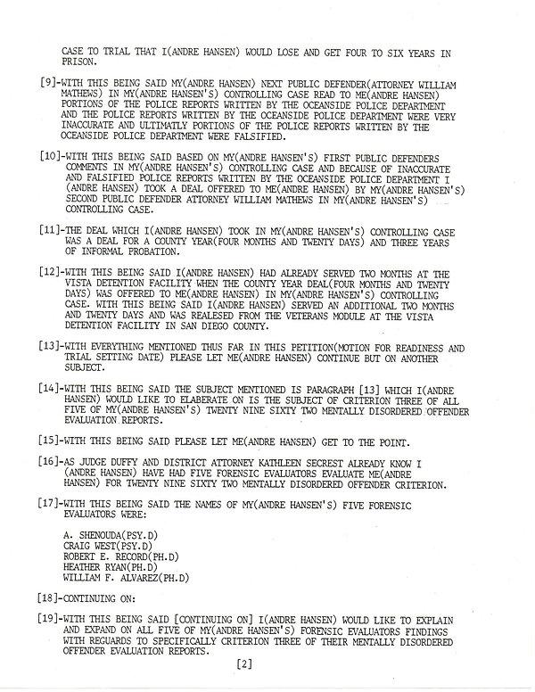 OWOM letter 9, page 2     20191126_14581