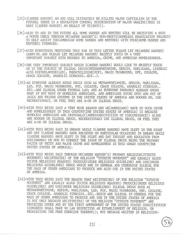 OWOM letter 13, page  5  20191126_151645