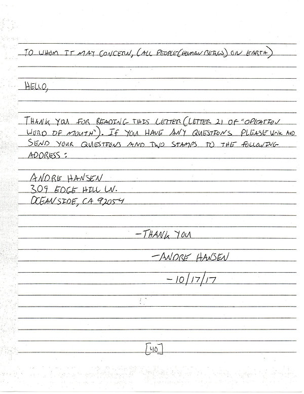 OWOM letter 21 , page 40      20191202_0