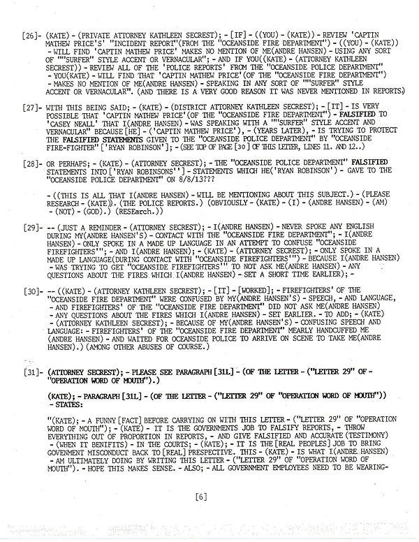 OWOM letter 30, page 6           2019120