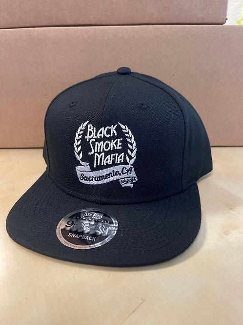 BSM New Era Flat Bill Hat