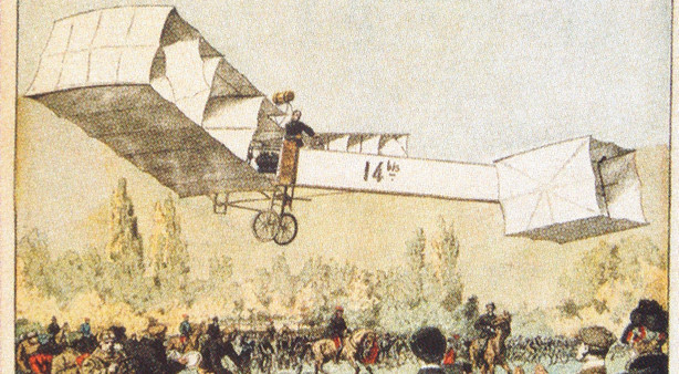 Le Petit Journal bericht over Alberto