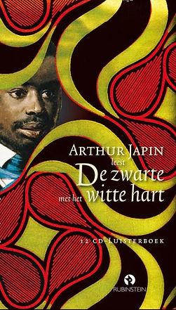 Luisterboek De zwarte met het witte hart