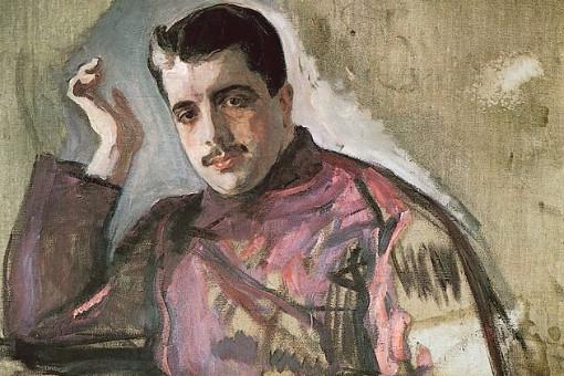 Portert Sergej Diaghilev