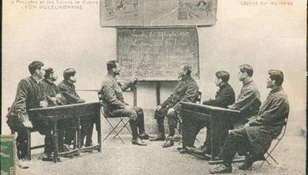 Militaire dovenles Hugentobler