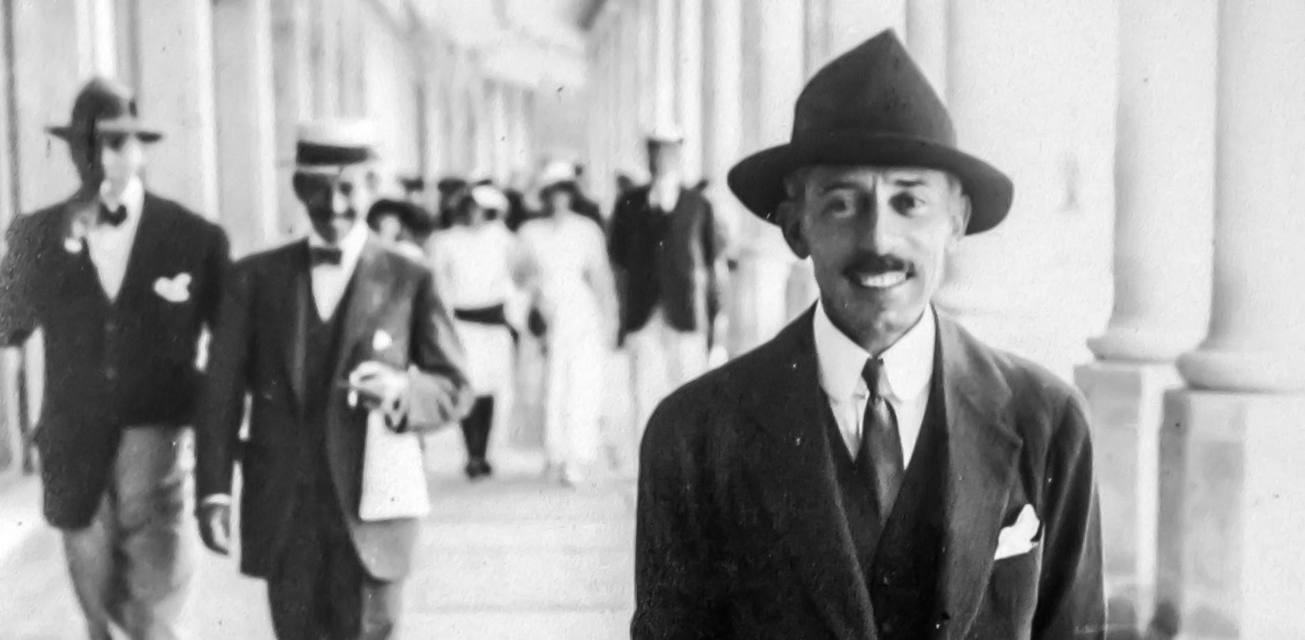 Santos-Dumont in Parijs