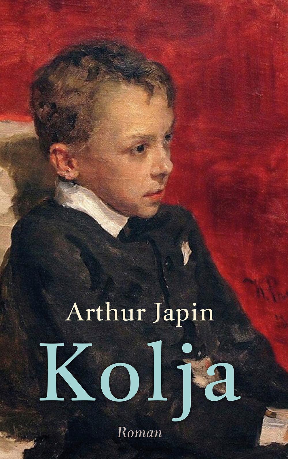 Omslag roman Kolja