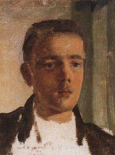 Diaghilev in 1893
