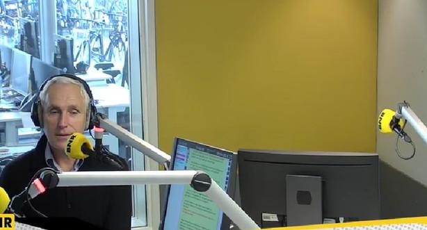 Arthu bij BNR Radio over toneelstuk De man van je leven