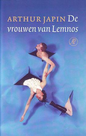 Boek - De vrouwen van Lemnos.jpg