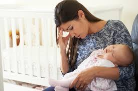 Szülés utáni lelki problémák