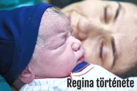 Szülésélmény-interjú  #8  - Regina története