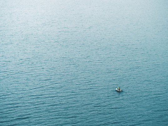 Mediation and Mindfulness: Thy Sea So Great, My Boat So Small