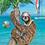 Thumbnail: #SlothLIfe Beach Towel