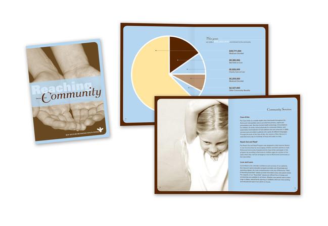 annual report meg morrison design