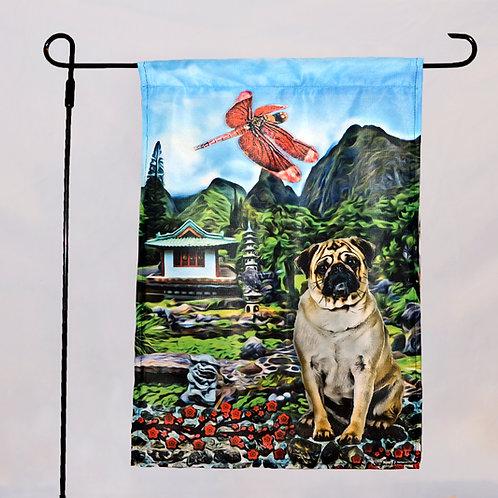 Hana in Hawaiian Spirit ~ Garden Flag