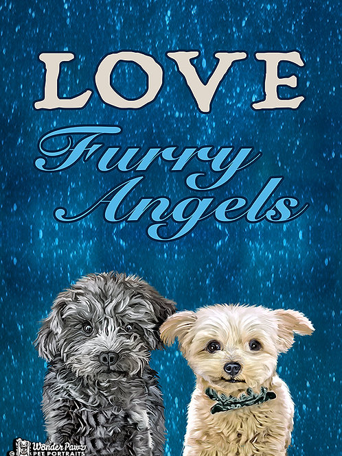 Love Furry Angels