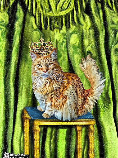 His Royal Majesty, King Mandrake
