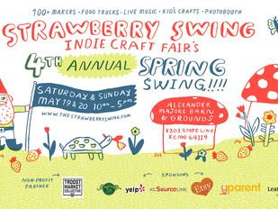 Strawberry Swing 4th Annual Spring Fling 2018