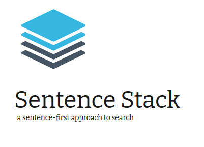 Sentence Search for Learning English