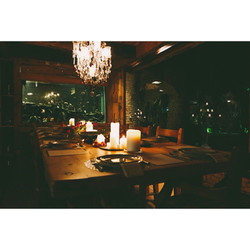 Stonewood Hideaway Intimate Dinner