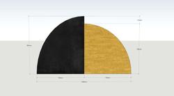 Custom Furniture Render Design