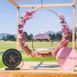 Pink Polo Photomoment