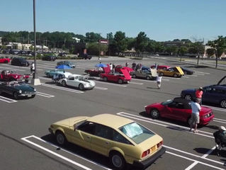 Cars & Crumpets July 2020 Video
