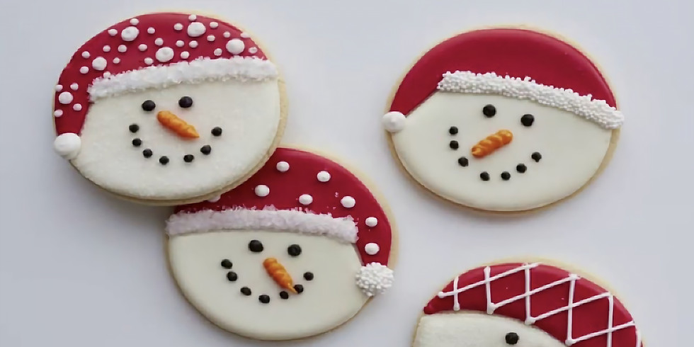 Royal Icing Cookie Decorating Party