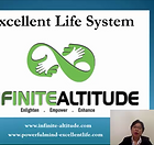 Excellent Life, Excellence comes from results, training video, free video, personal development, enrichment, success