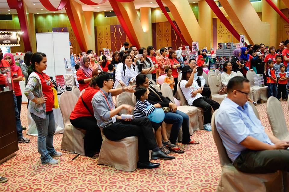 MPH Malaysia international book Fair